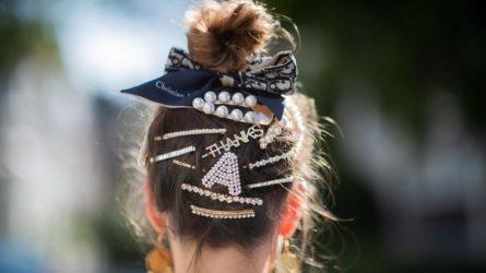 4 kiểu kẹp tóc cơ bản không thể thiếu dành cho phái đẹp