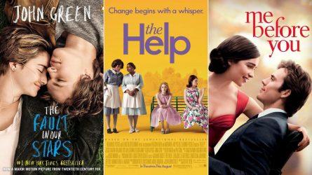"""""""Khóc cạn dòng sông"""" với 20 bộ phim tình cảm Âu Mỹ cảm động nhất"""