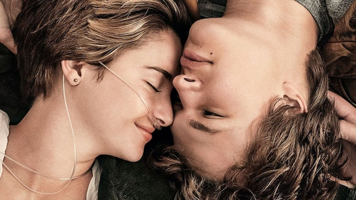 phim tình cảm The Fault in Our Stars