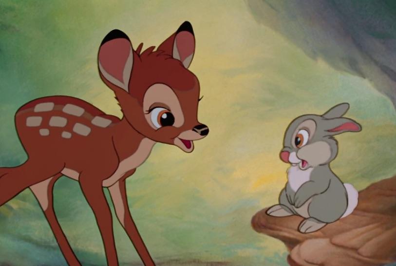 phim tình cảm Bambi