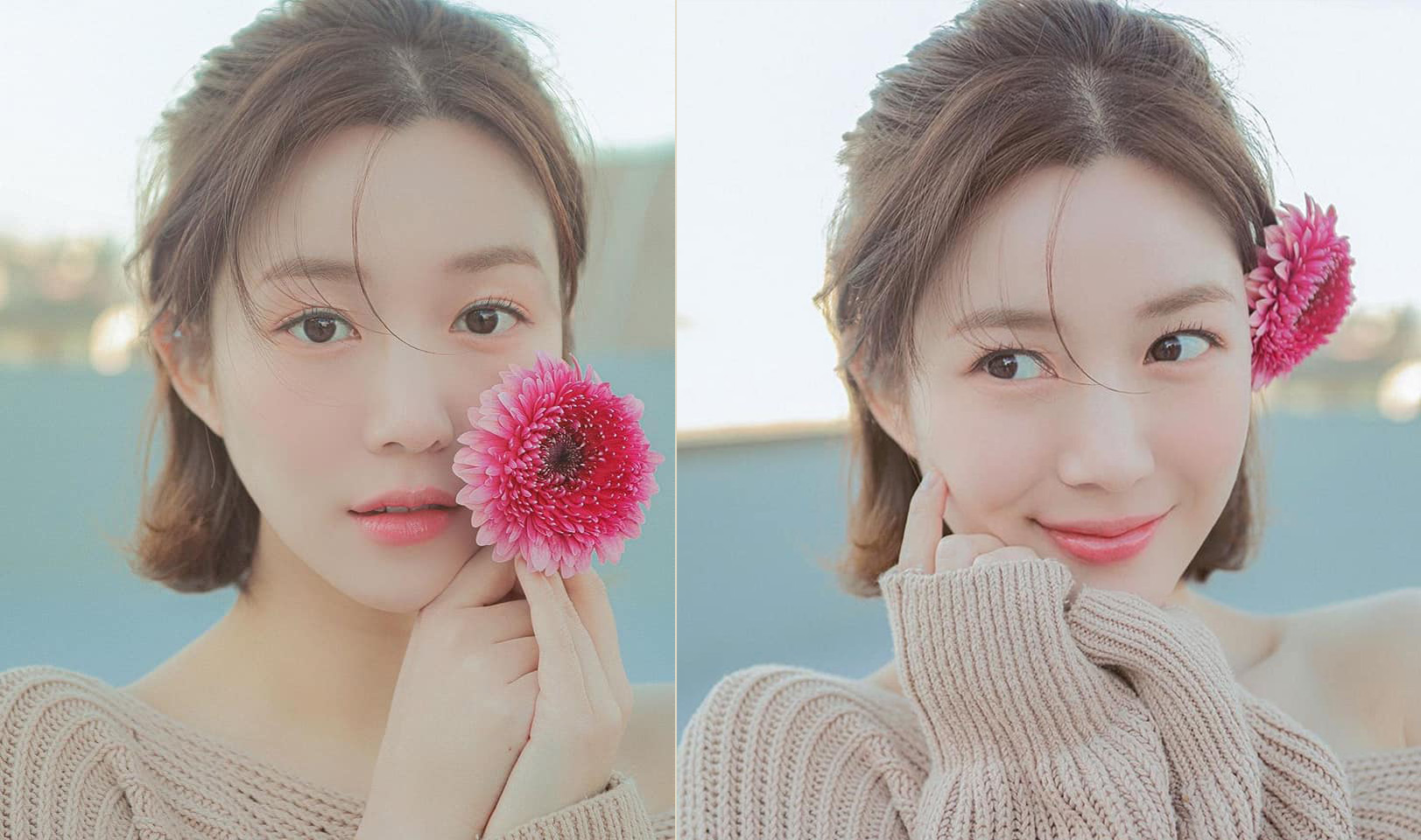 diễn viên Lee Da In
