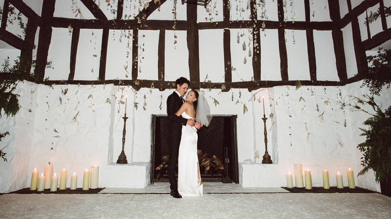 Đám cưới của Ariana Grande
