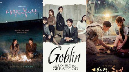 Đắm chìm trong thế giới nhạc phim của 25 bộ phim Hàn Quốc nổi tiếng
