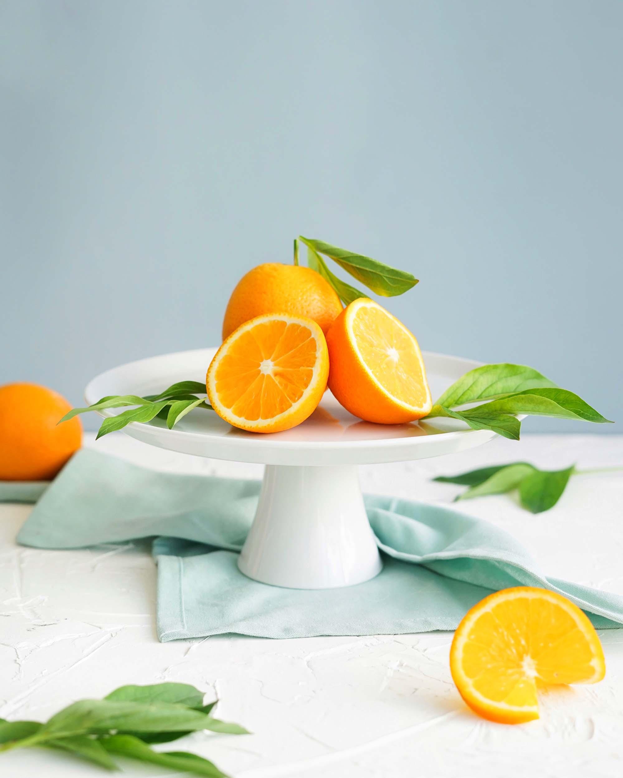 biểu tượng may mắn trái cam