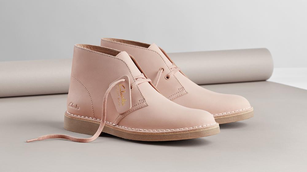 clarks boot da màu desert
