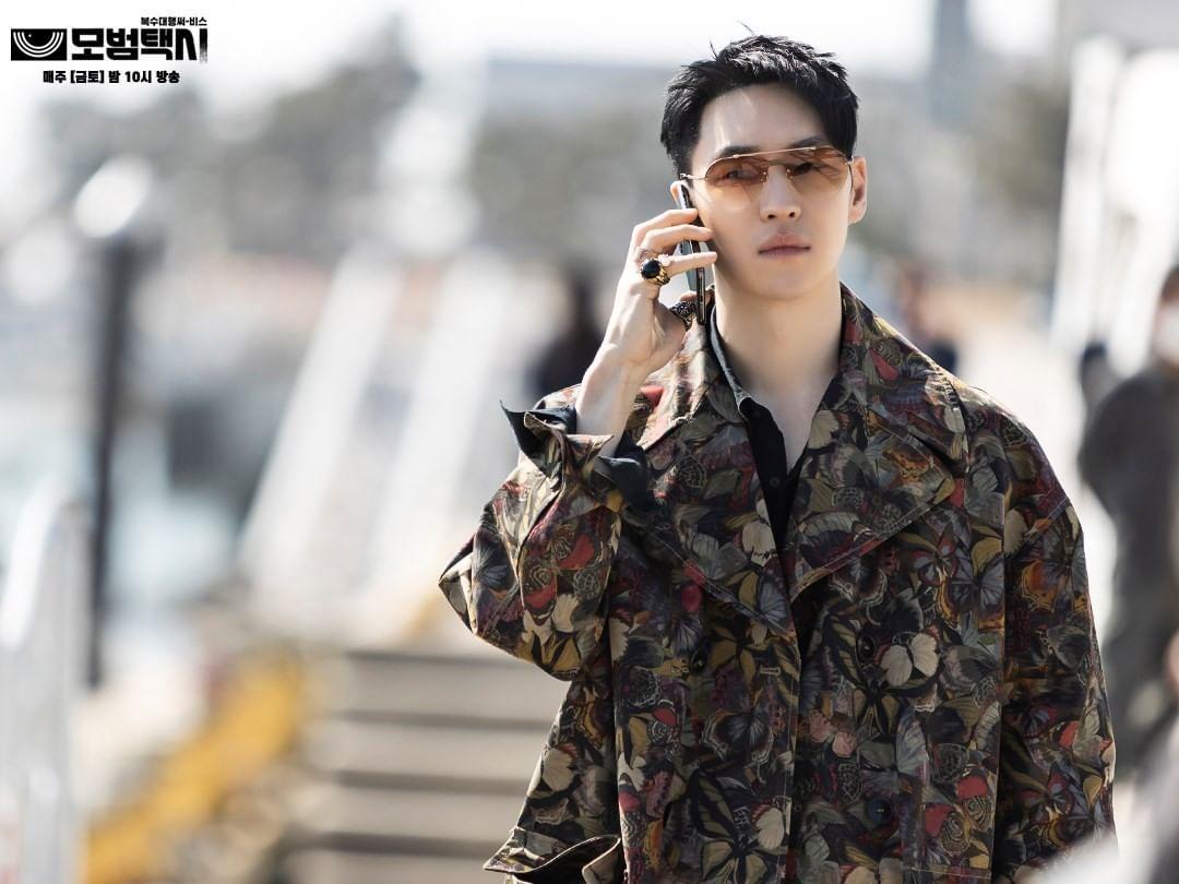 lee je ho được khán giả mong chờ vào vai phản diện trong phim Hàn