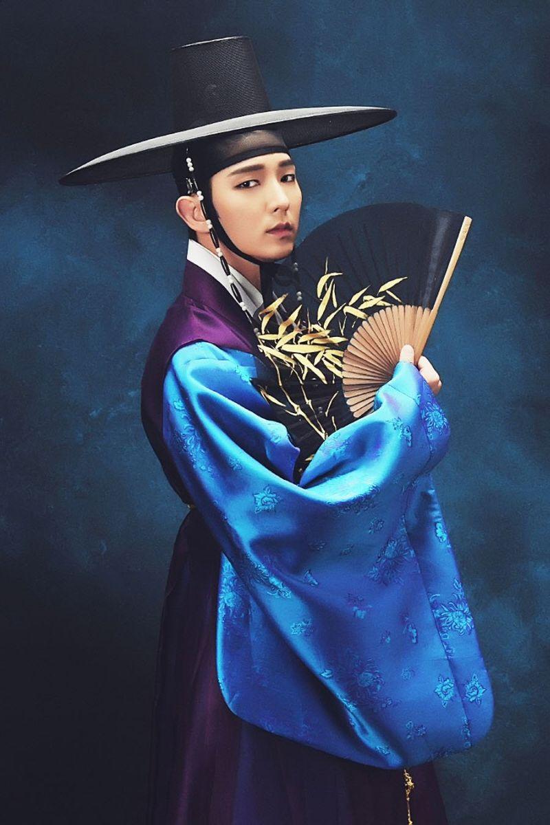 Nam thần Kim Sung Yeol trong phim Hàn Scholar Who Walks The Night