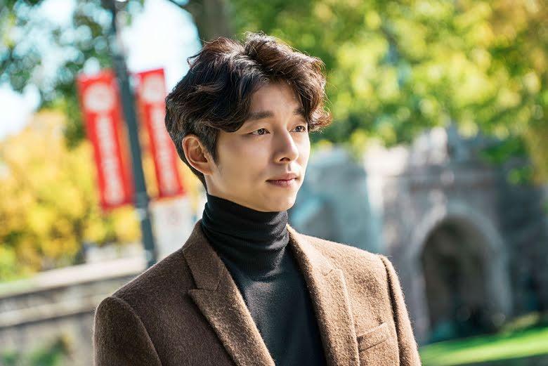 Nam thần bất tử Kim Shin trong phim Hàn Goblin