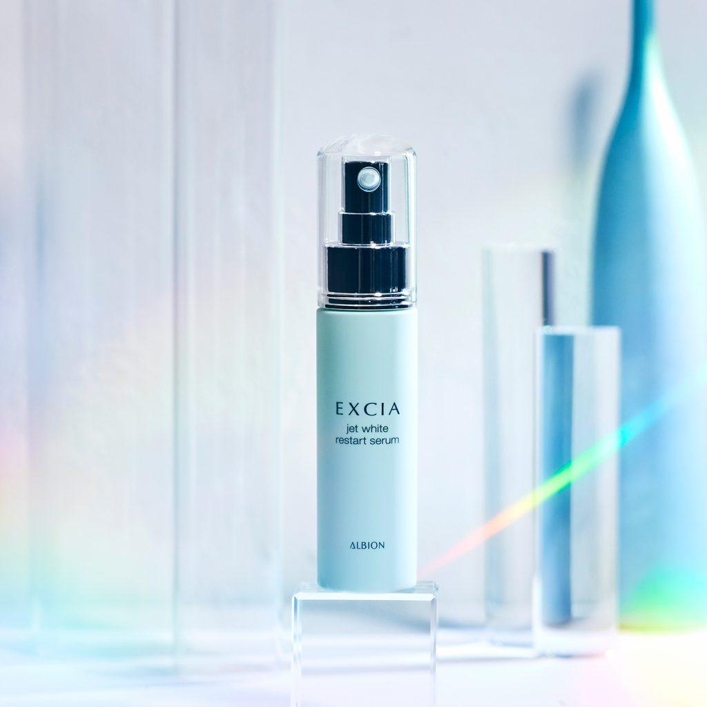 Albion - Excia Brightening - đột phá khoa học tế bào gốc chạm mở vẻ đẹp làn da vượt thời gian
