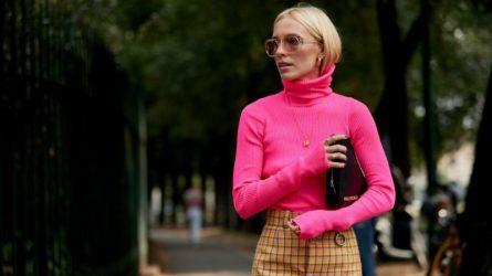 Trang phục màu hồng và những cách