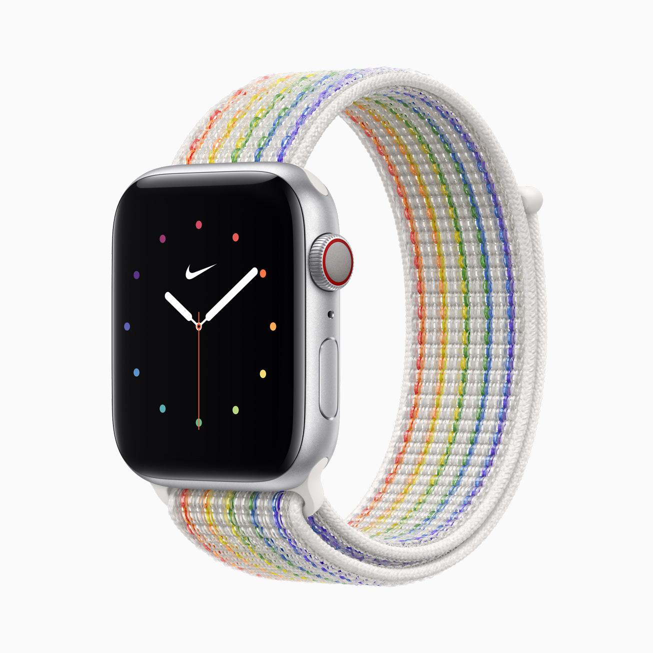 Apple Watch kết hợp với Nike