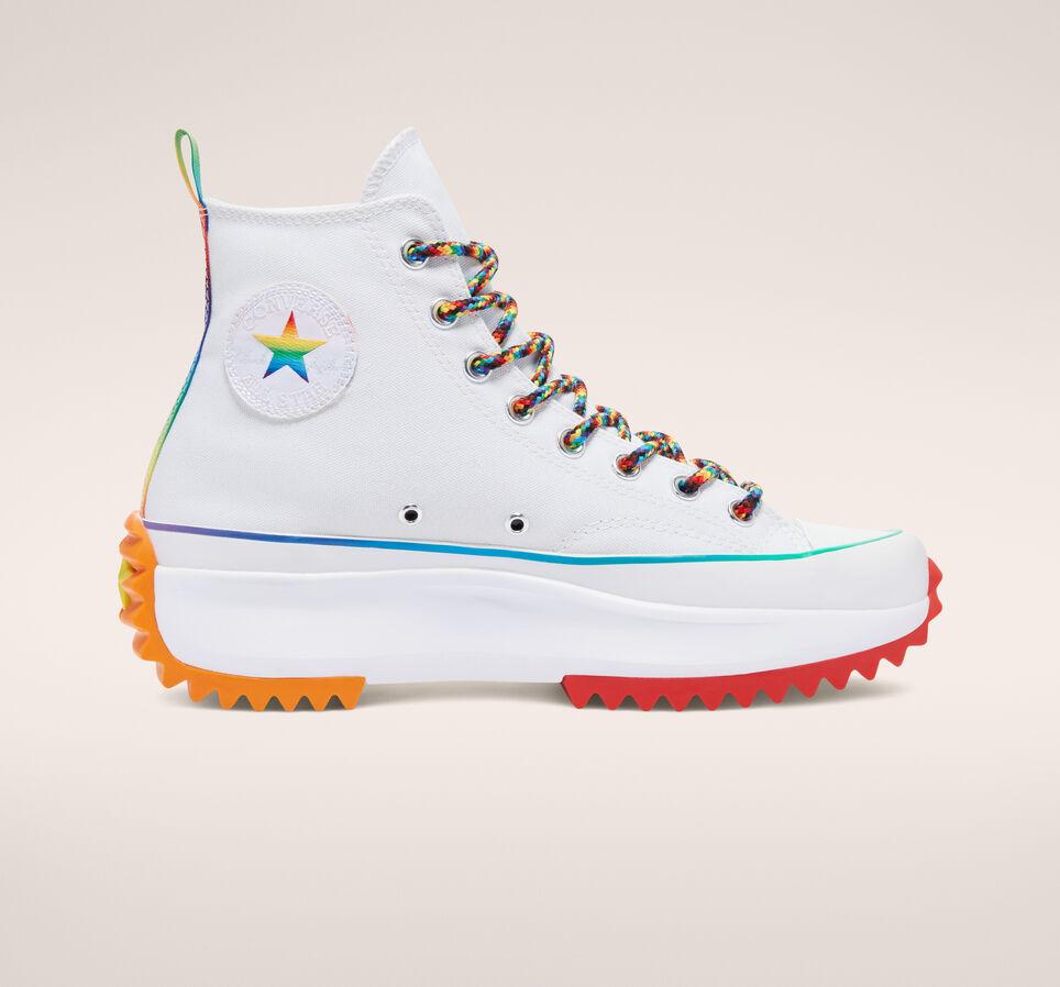 Giày Converse Run Star Hike phiên bản Pride