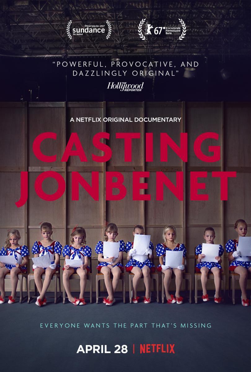 Phim kinh dị Casting JonBenét