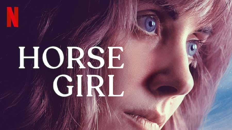Phim kinh dị Horse Girl