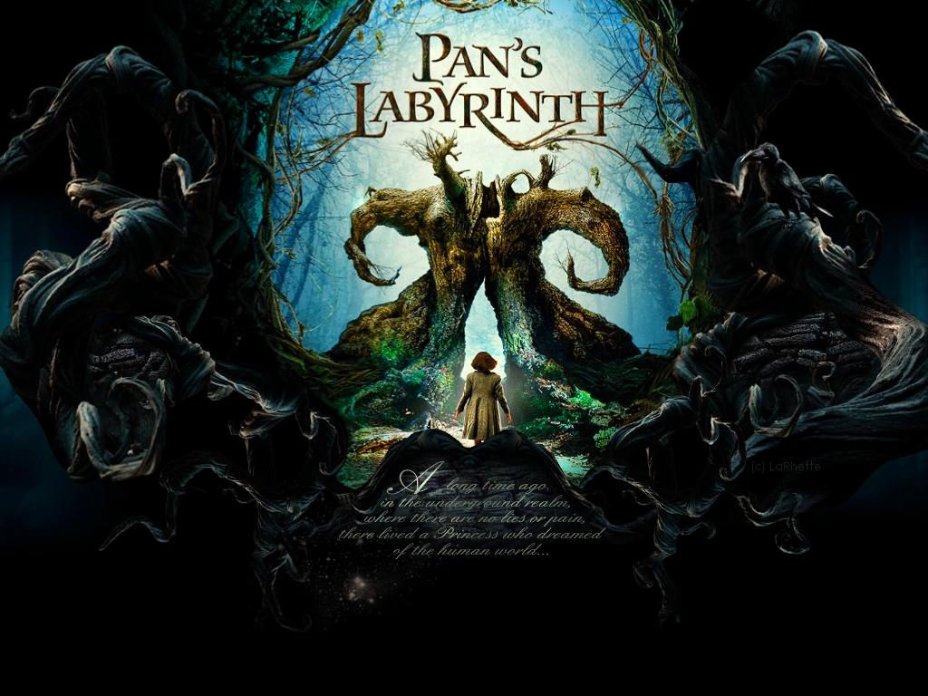 Phim kinh dị Pan's Labyrinth