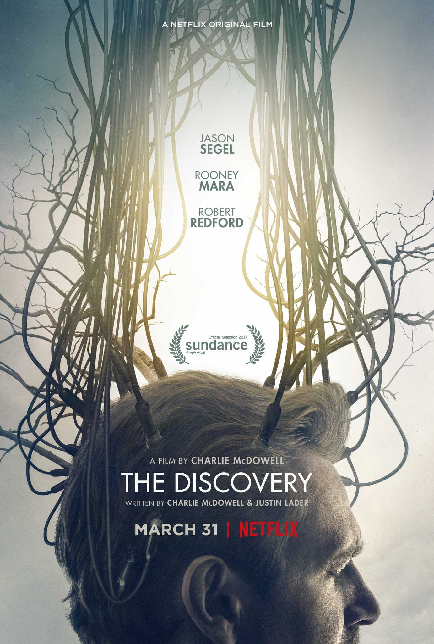 Phim kinh dị The Discovery