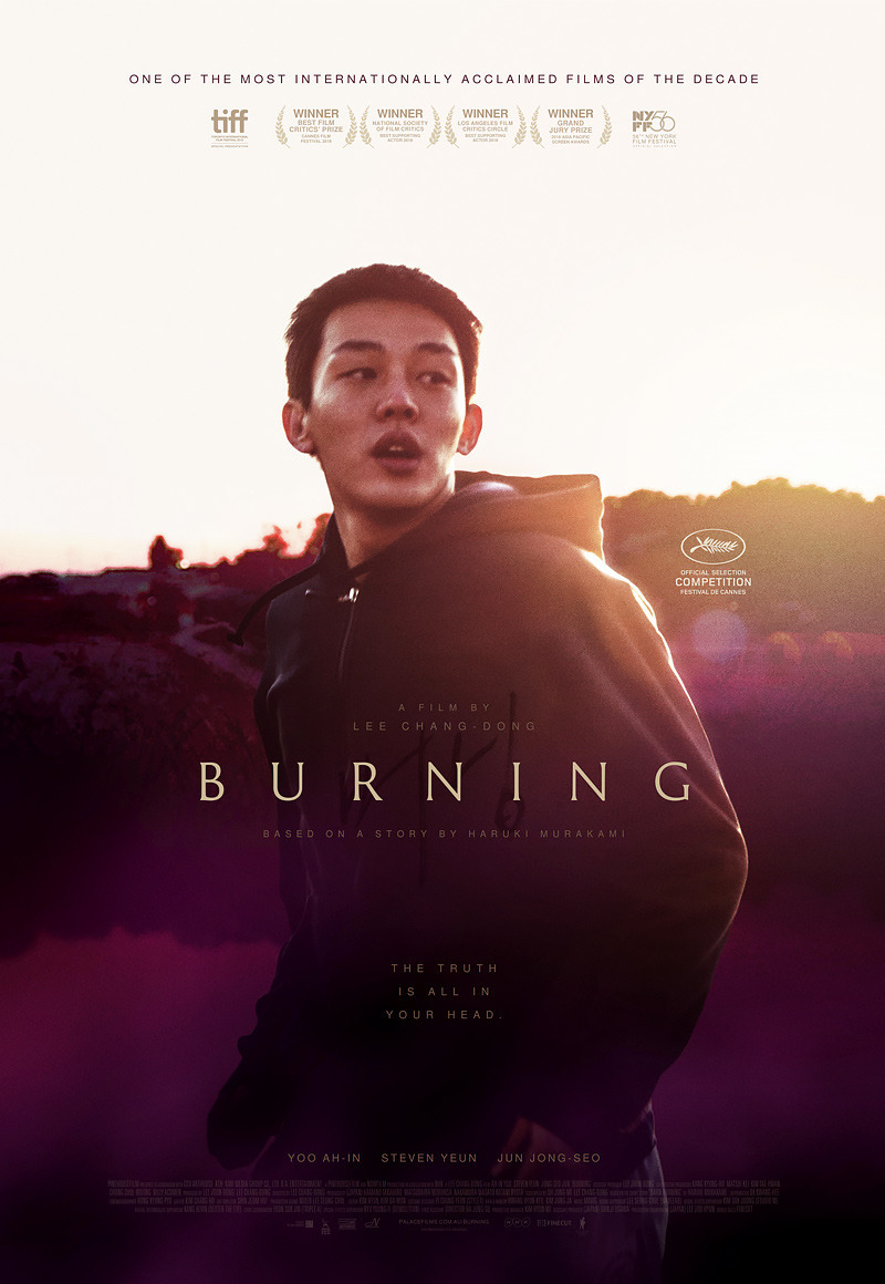 Phim kinh dị Burning