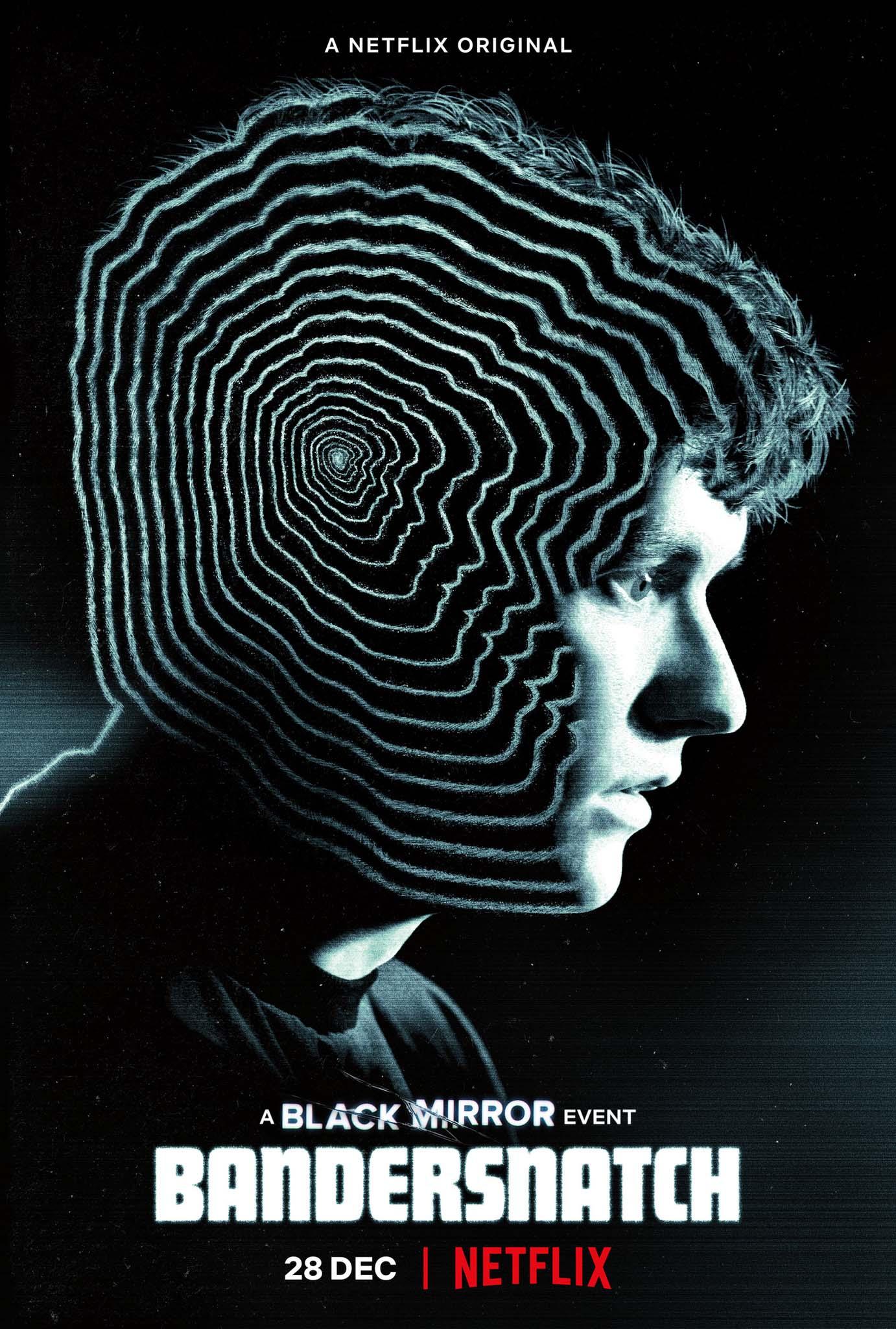 Phim kinh dị Black Mirror: Bandersnatch