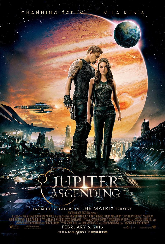 Phim kinh dị Jupiter Ascending