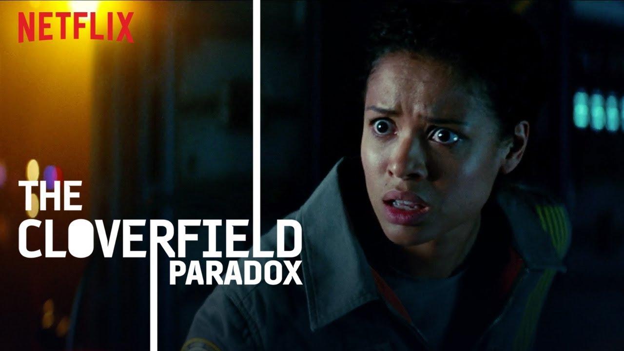 Phim kinh dị The Cloverfield Paradox