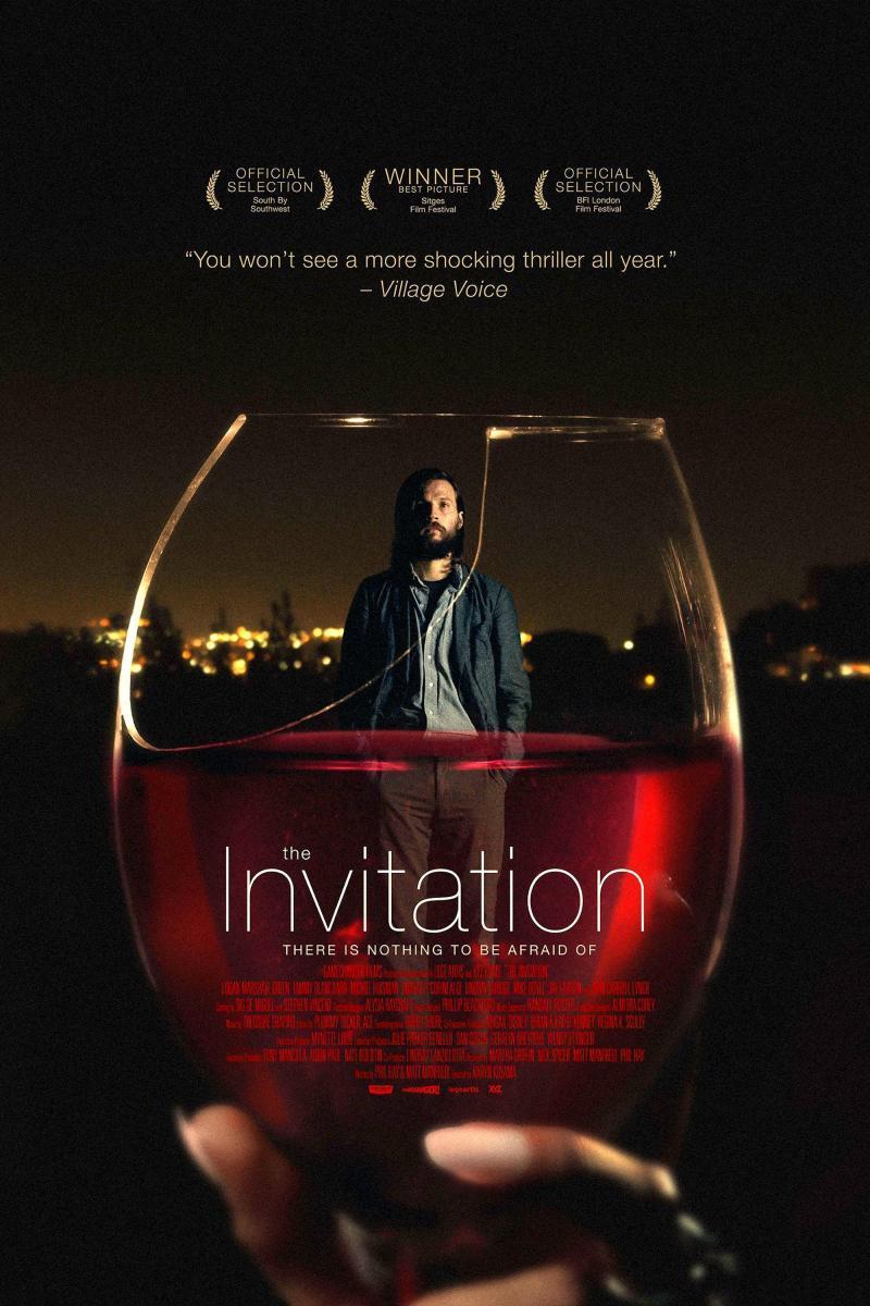 Phim kinh dị The Invitation
