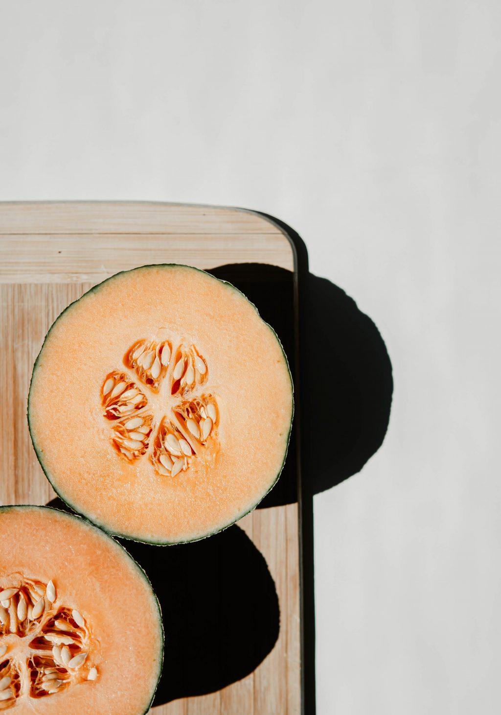 Dưa lưới - loại trái cây đẹp ngon miệng giúp đẹp da