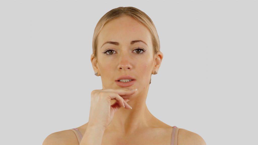 Luyện tập cơ hàm hiệu quả cùng Resisted mouth closing