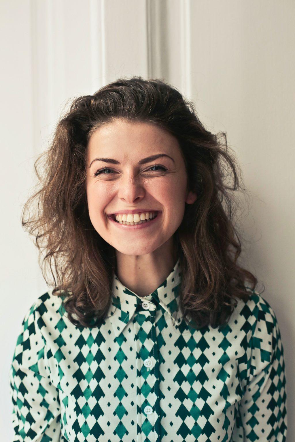 Động tác Smiling là động tác đơn giản nhất trong các bài tập cơ hàm