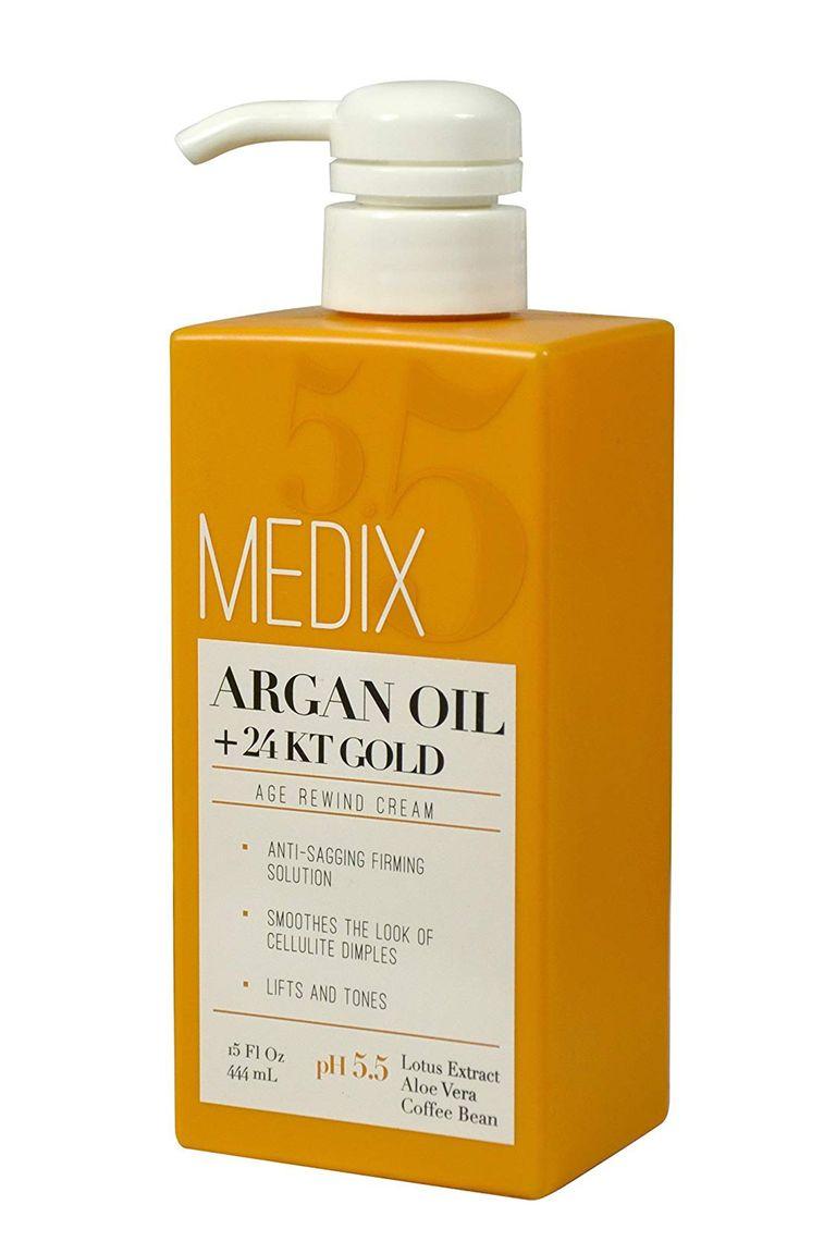 Medix Argan Oil Cream giúp cải thiện tình trạng Cellulite
