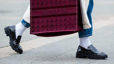 Mùa Hè và sự trở lại của những đôi giày loafers