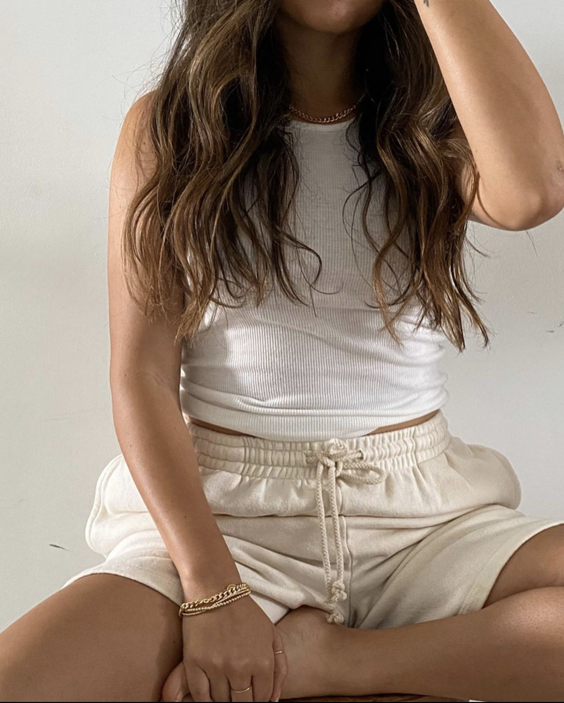 Comfy with boy shorts