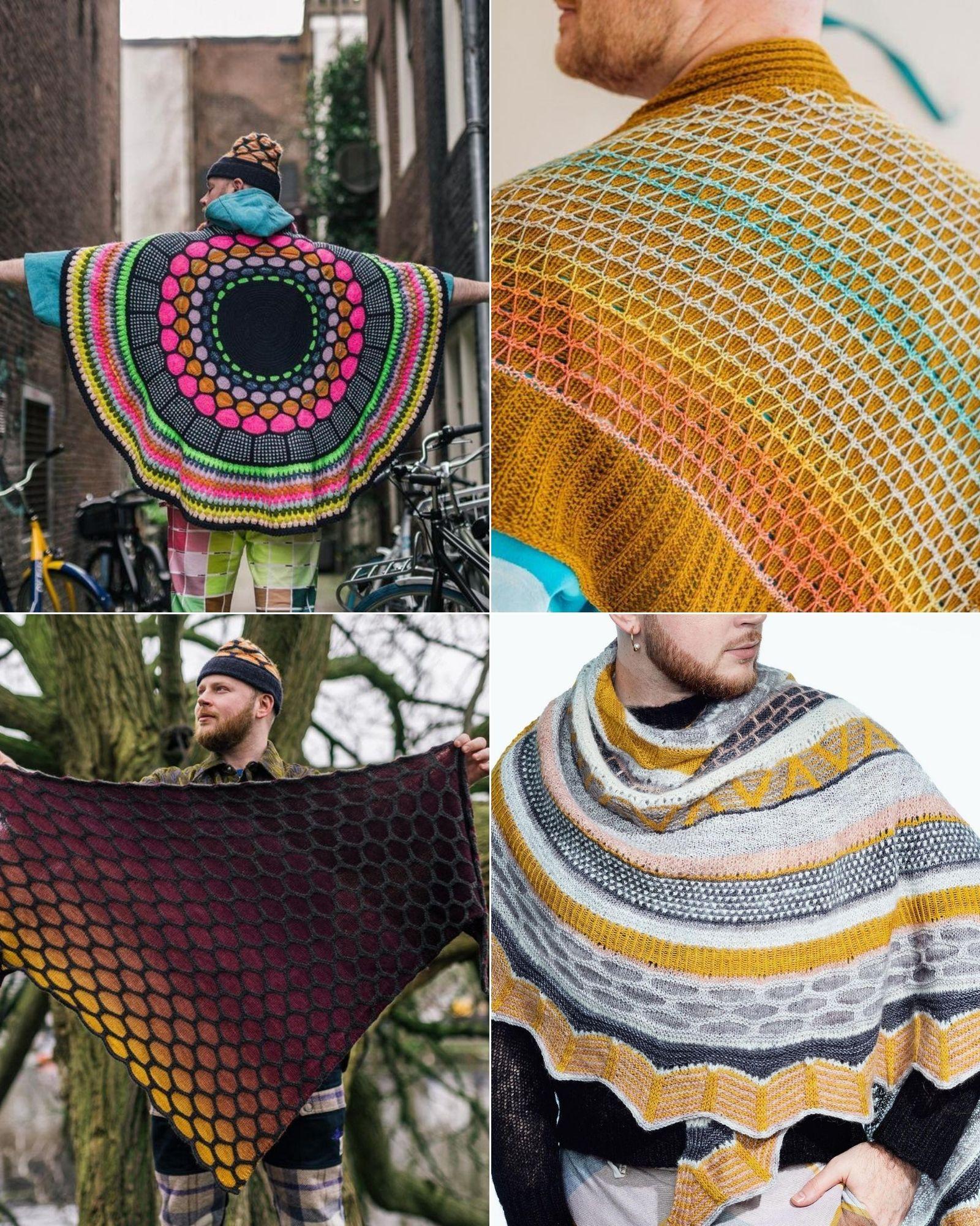 Tài khoản Instagram @westknits truyền cảm hứng đan len