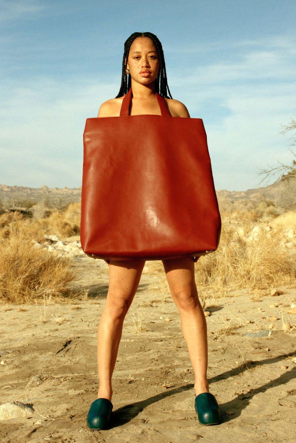Oversize handbag Simon Miller