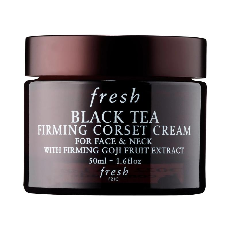 Thành phần làm đẹp cho da lão hóa - Fresh Black Tea Firming Corset Cream