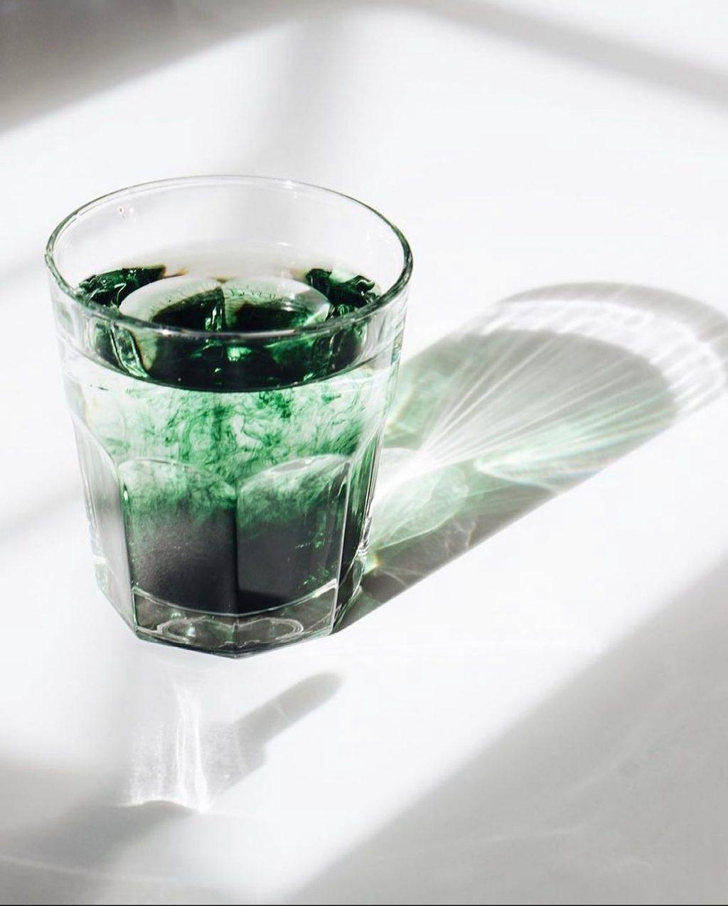 Nước diệp lục mang lại nhiều lợi ích