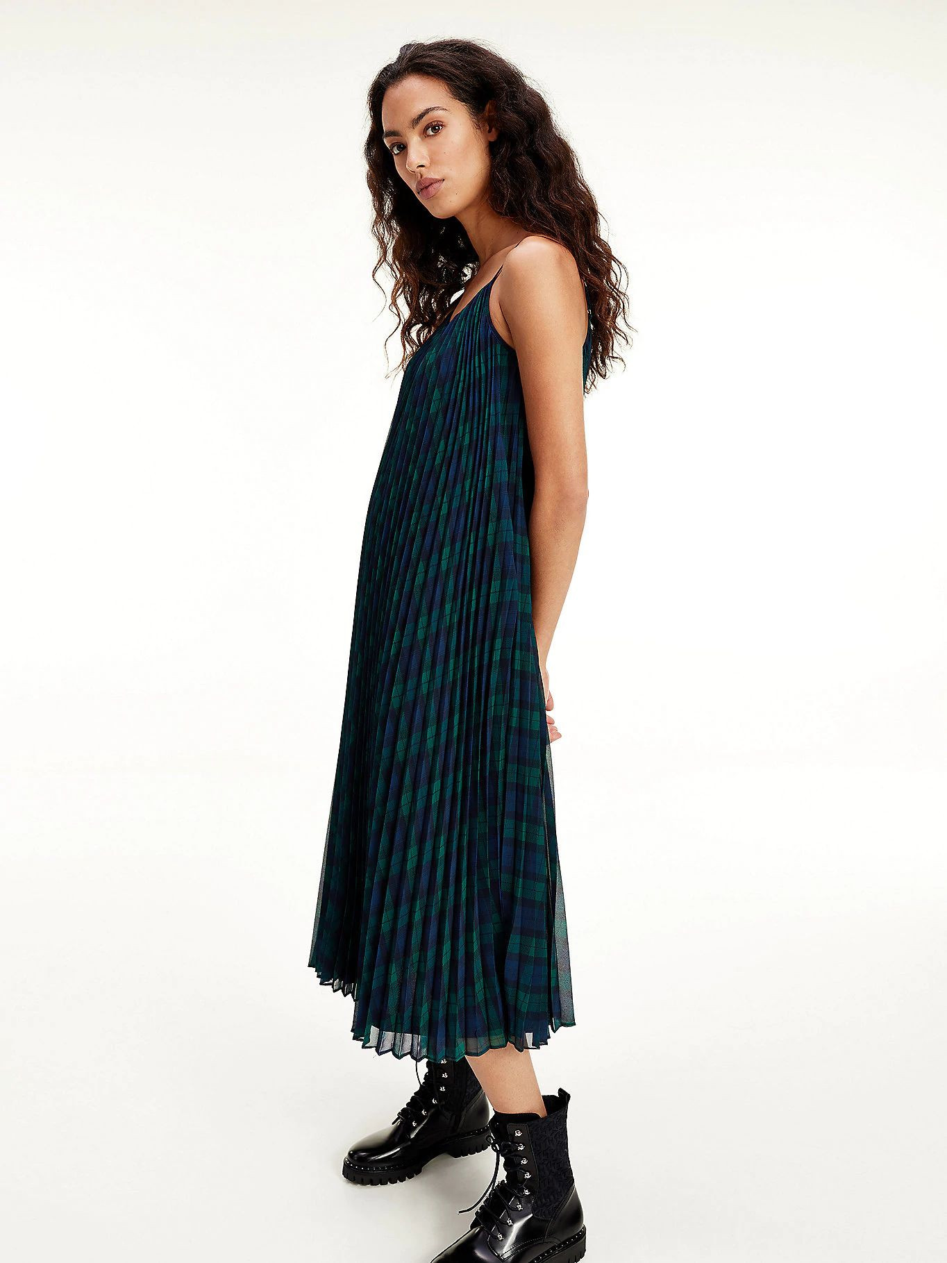Đầm hai dây Tommy Hilfiger