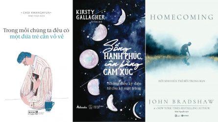 Sách hay tháng 6/2021: Đọc sách gì để chữa lành tâm hồn và sống hạnh phúc hơn?
