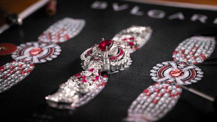 Bvlgari cho ra mắt BST tuyệt tác đồng hồ và trang sức cao cấp Magnifica