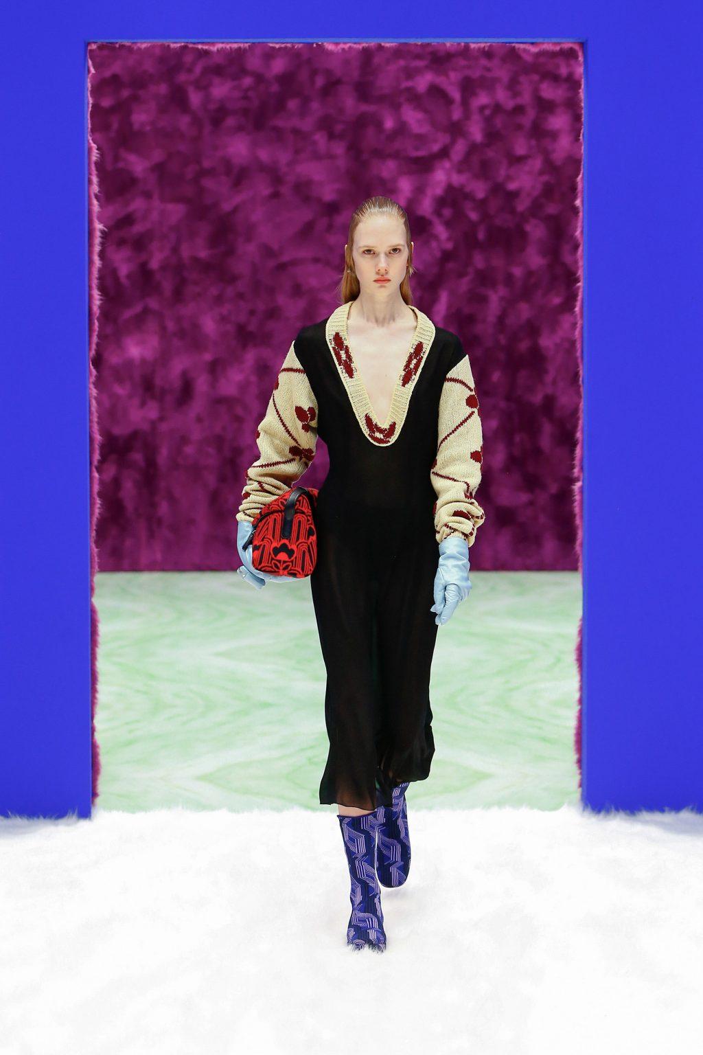 thời trang bst Prada