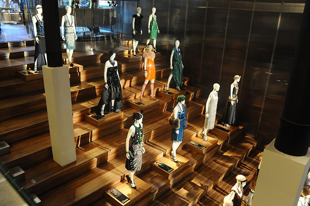 thời trang bst Prada Thu Đông