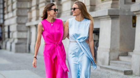 Thăng hạng phong cách thời trang cùng những sắc màu rực rỡ