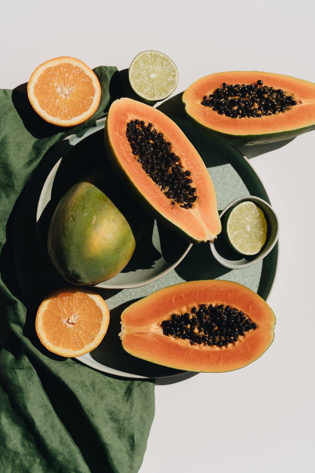 Đu đủ - trái cây bổ dưỡng cho cơ thể mùa Hè