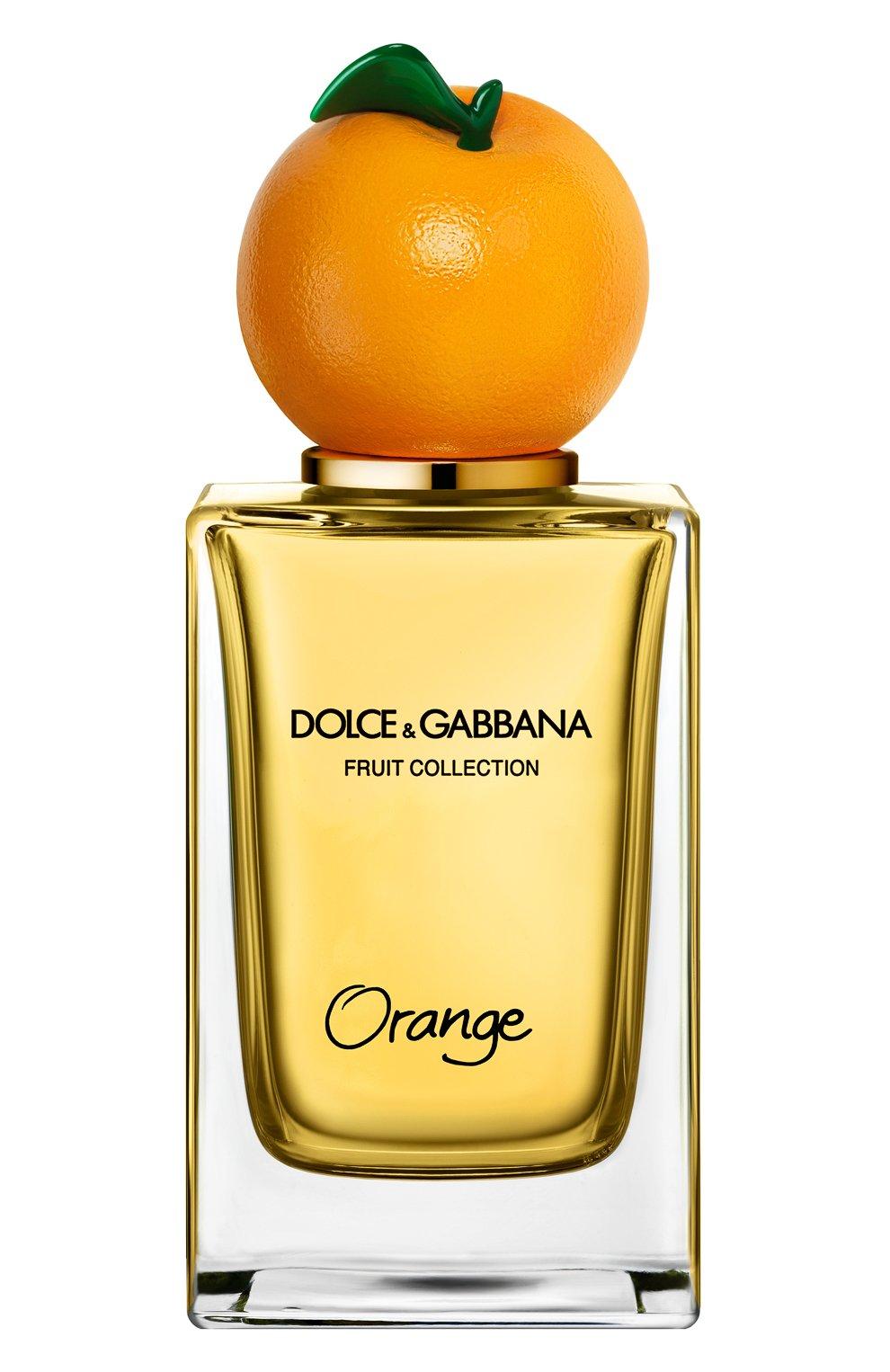 Nước hoa Dolce & Gabbana Fruit Collection Orange