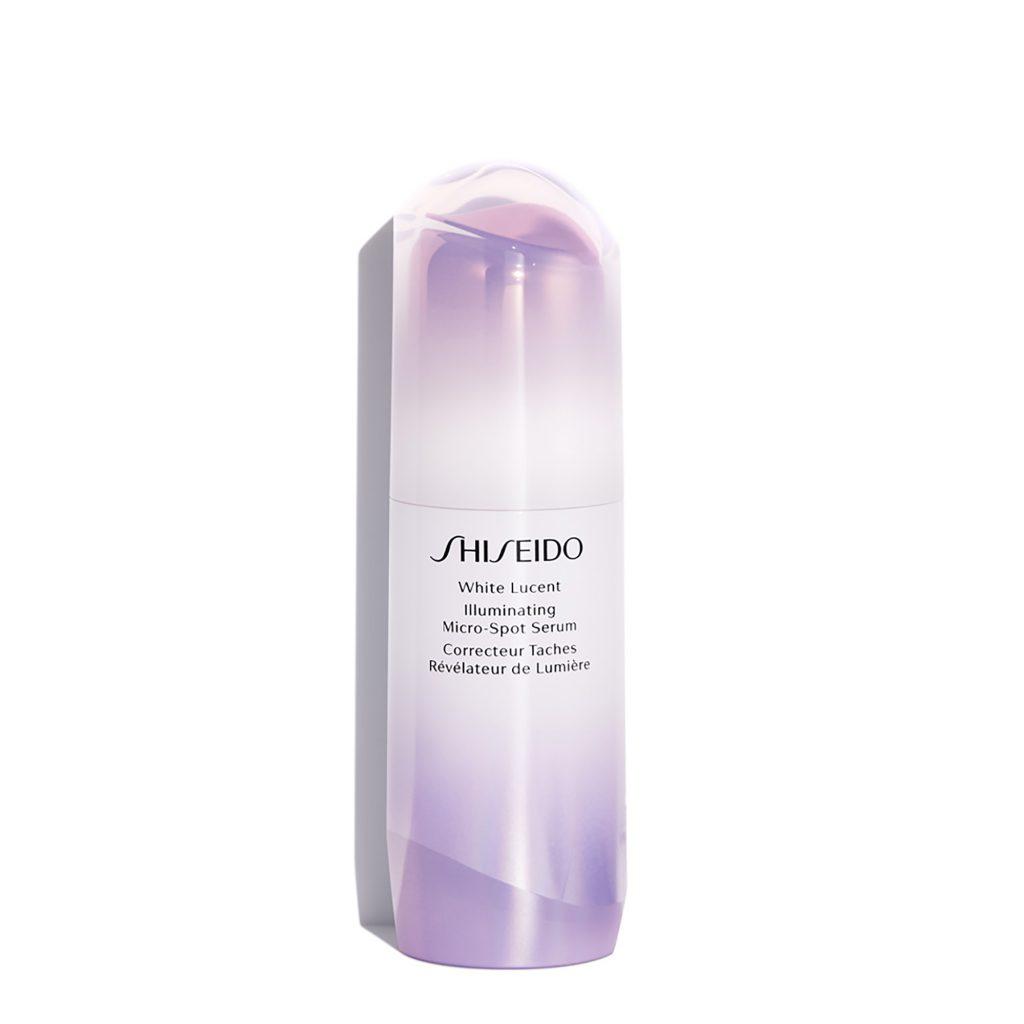 làm sáng thương hiệu Shiseido