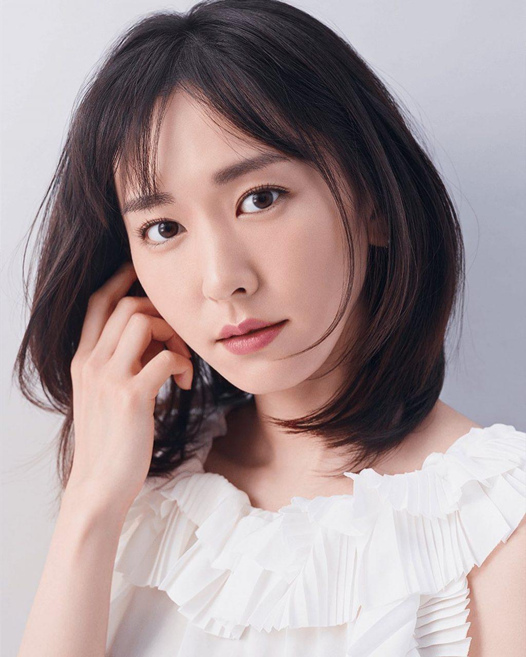 Nữ diễn viên người Nhật Yuri Araraki đẹp thuần khiết