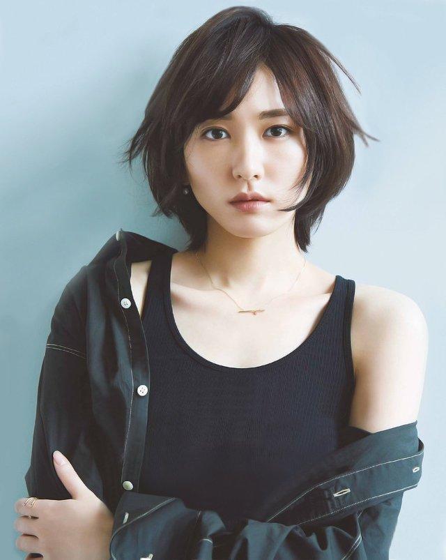 Vẻ đẹp hoàn mĩ của Arayaki Yui