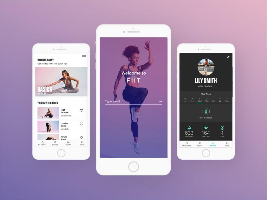 tập luyện với digital gym