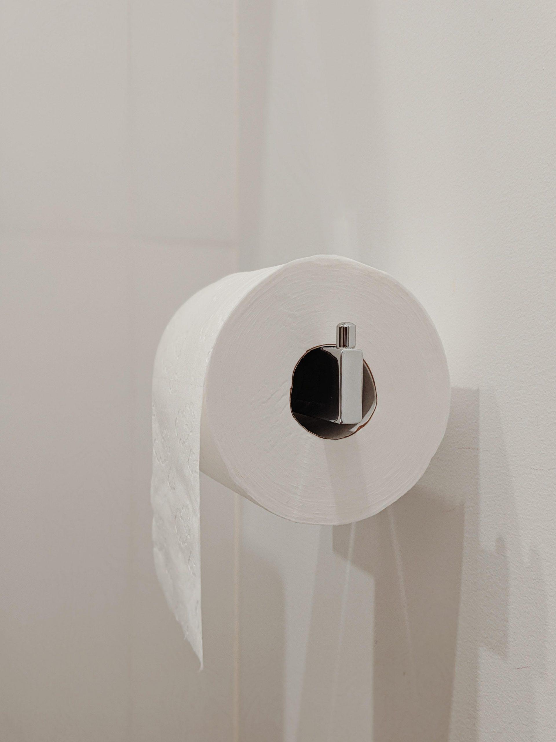 trắc nghiệm tính cách qua thói quen đặt giấy vệ sinh