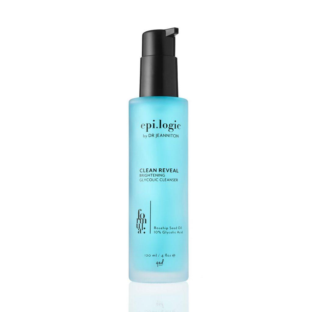 epi.logic Clean Reveal Brightening Glycolic Cleanser cải thiện viêm nang lông