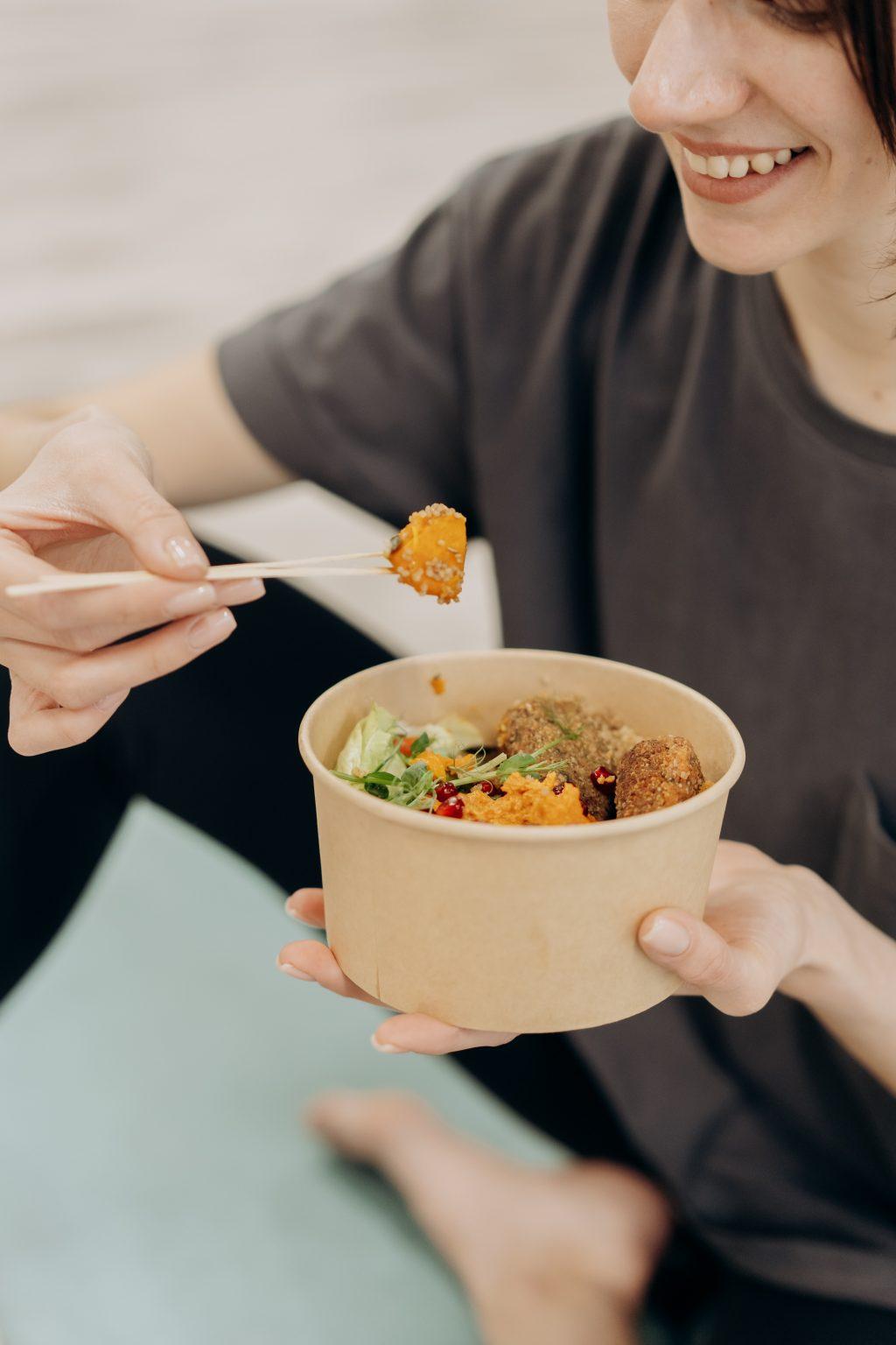 """Chế độ ăn lành mạnh giúp cải thiện tình trạng """"skinny fat"""""""